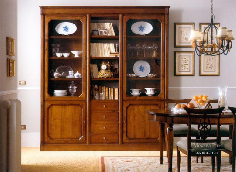 Сервант в классическом стиле, pregno - мебель мр.