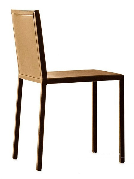 Стул Extra Chair Leather, Cappellini