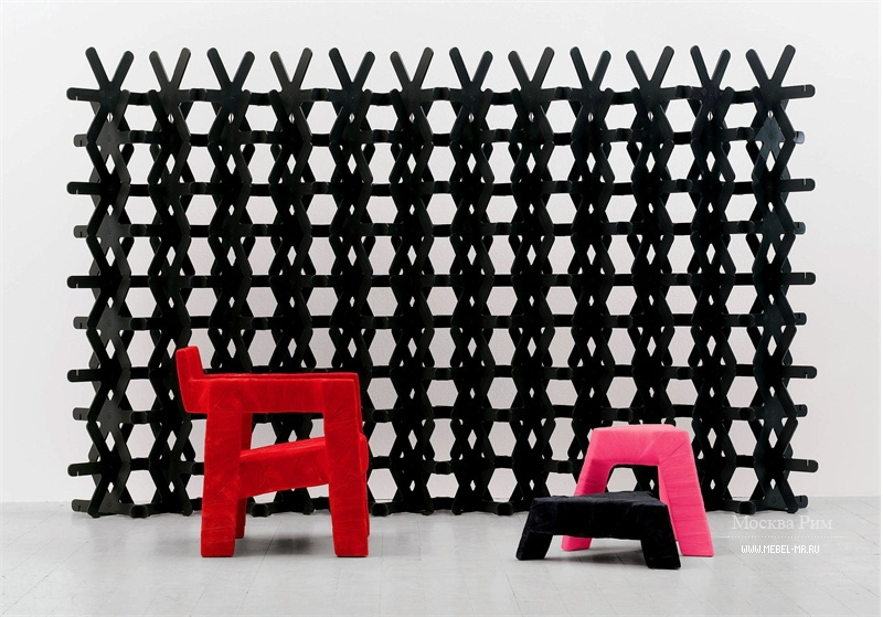 Табурет Fracture Furniture (stool), Cappellini