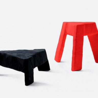 Табурет Fracture Furniture (stool)