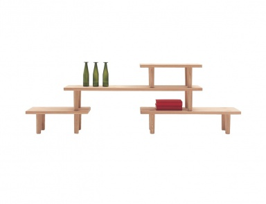 Стеллаж Oak Table Module, Cappellini