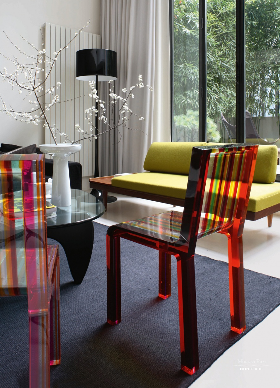Стул Rainbow Chair, Cappellini