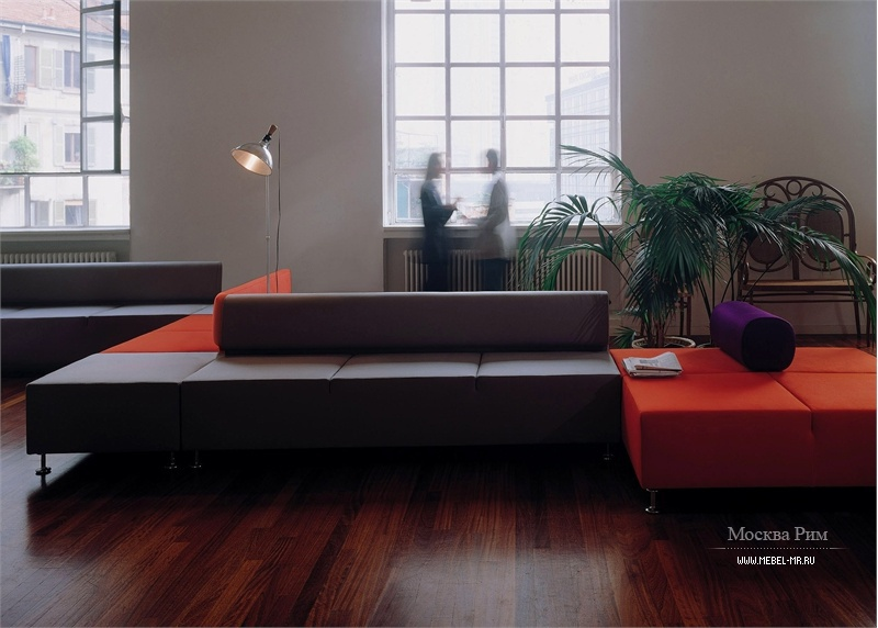 Диван Three Sofa System, Cappellini