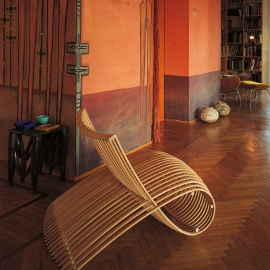 Кресло Wooden Chair
