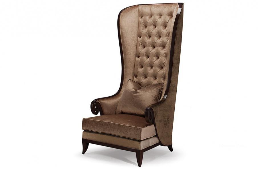 Кресло для отдыха своими руками с высокой спинкой