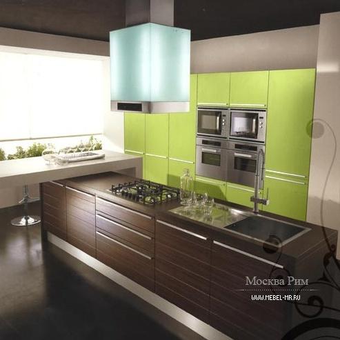 Кухня (гарнитур для кухни) LUBE Cucine, Fabiana 1 - Мебель МР