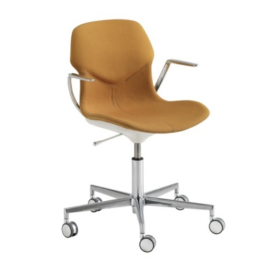 Кресло Stereo Armchair with castors