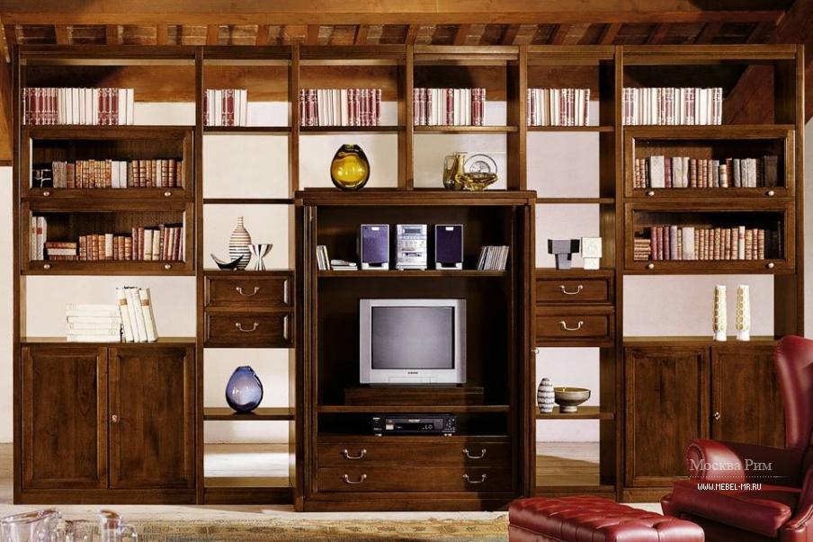 Модульная система, стенка domus, moletta mobili - мебель мр.