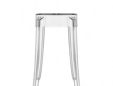 Барный стул, Charles Ghost bar stool - Kartell