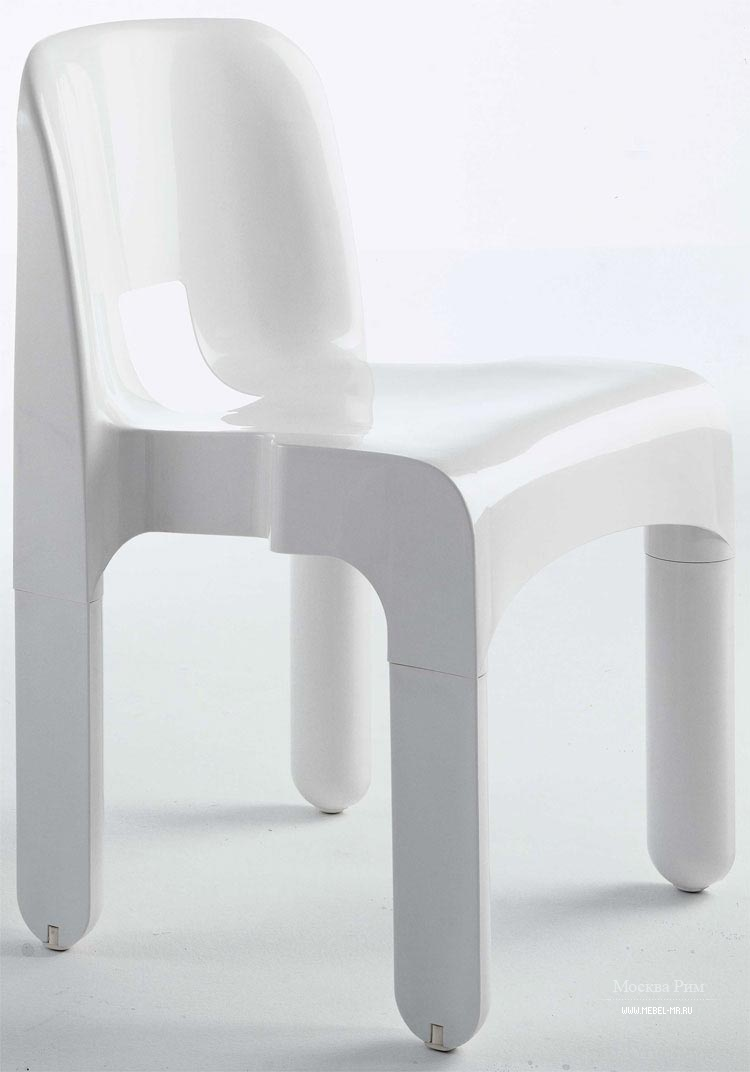 Стул, Classical Seats with central hole - Kartell