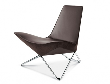 Кресло MYchair Black Series, Walter Knoll (гостиные германия)