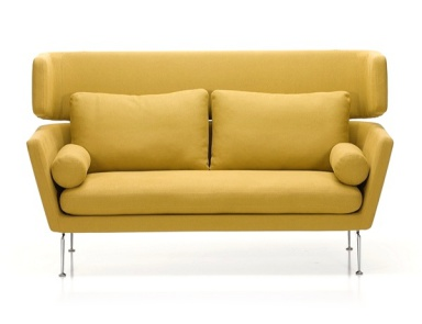 Диван Suita sofa with high backrest, Vitra