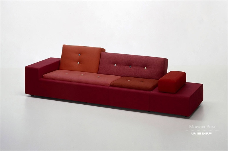 Диван Polder Sofa Xl Vitra Мебель МР