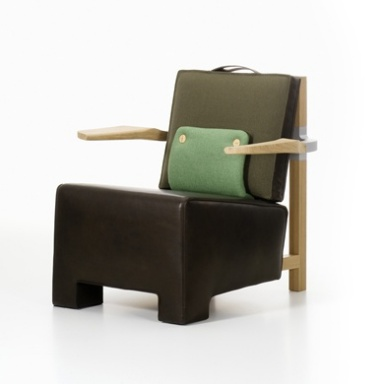 Кресло The Worker Armchair