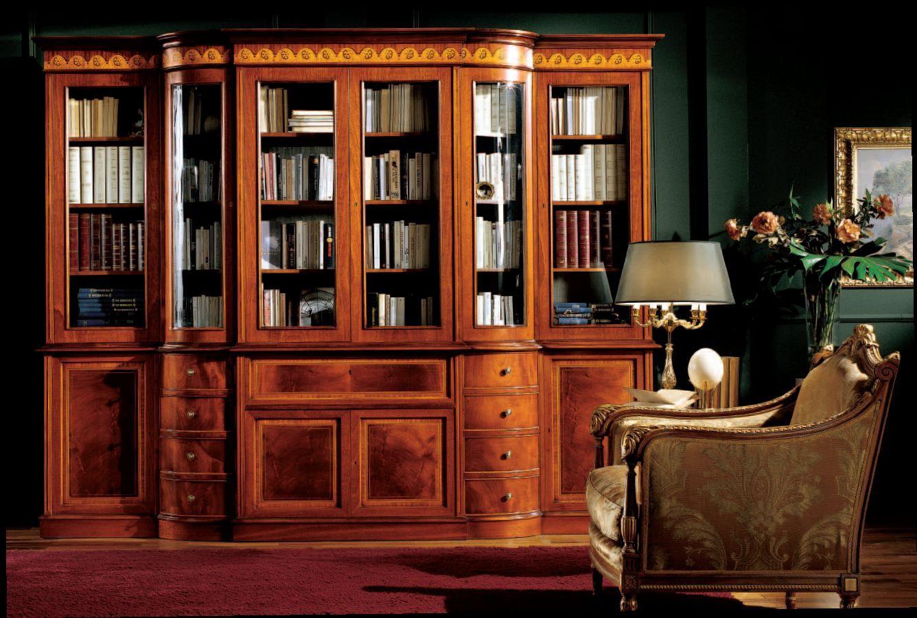 Книжный шкаф, armando rho - мебель мр.
