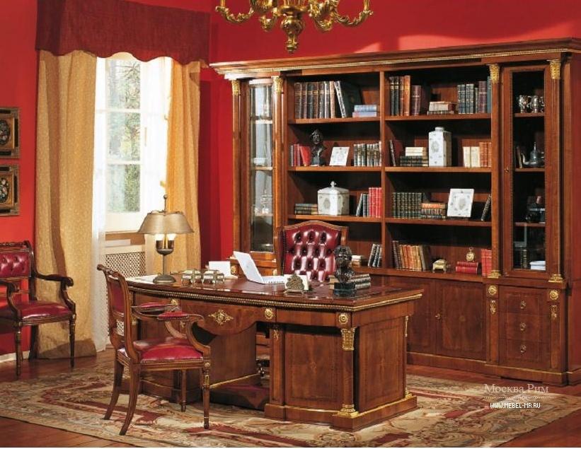 Гарнитур для кабинета grilli - мебель мр.