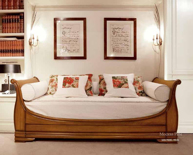 Кровати из массива дерева  престиж