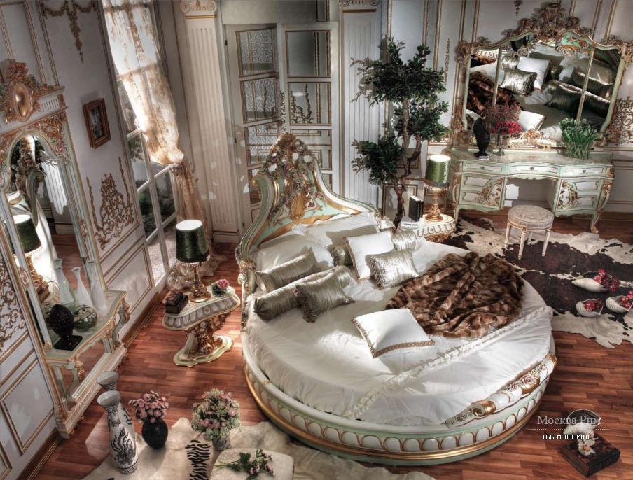 Спальня гарнитур для спальни Asnaghi Interiors Мебель МР