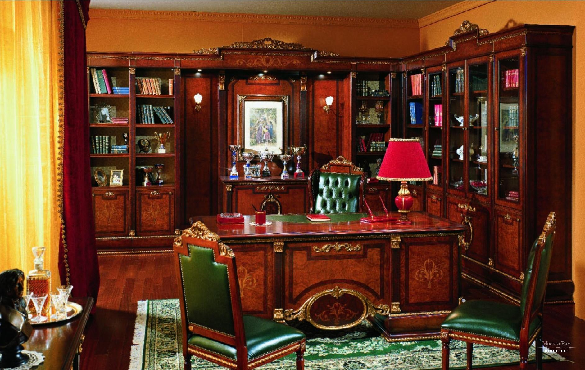 Гарнитур для кабинета ar arredamenti - мебель мр.