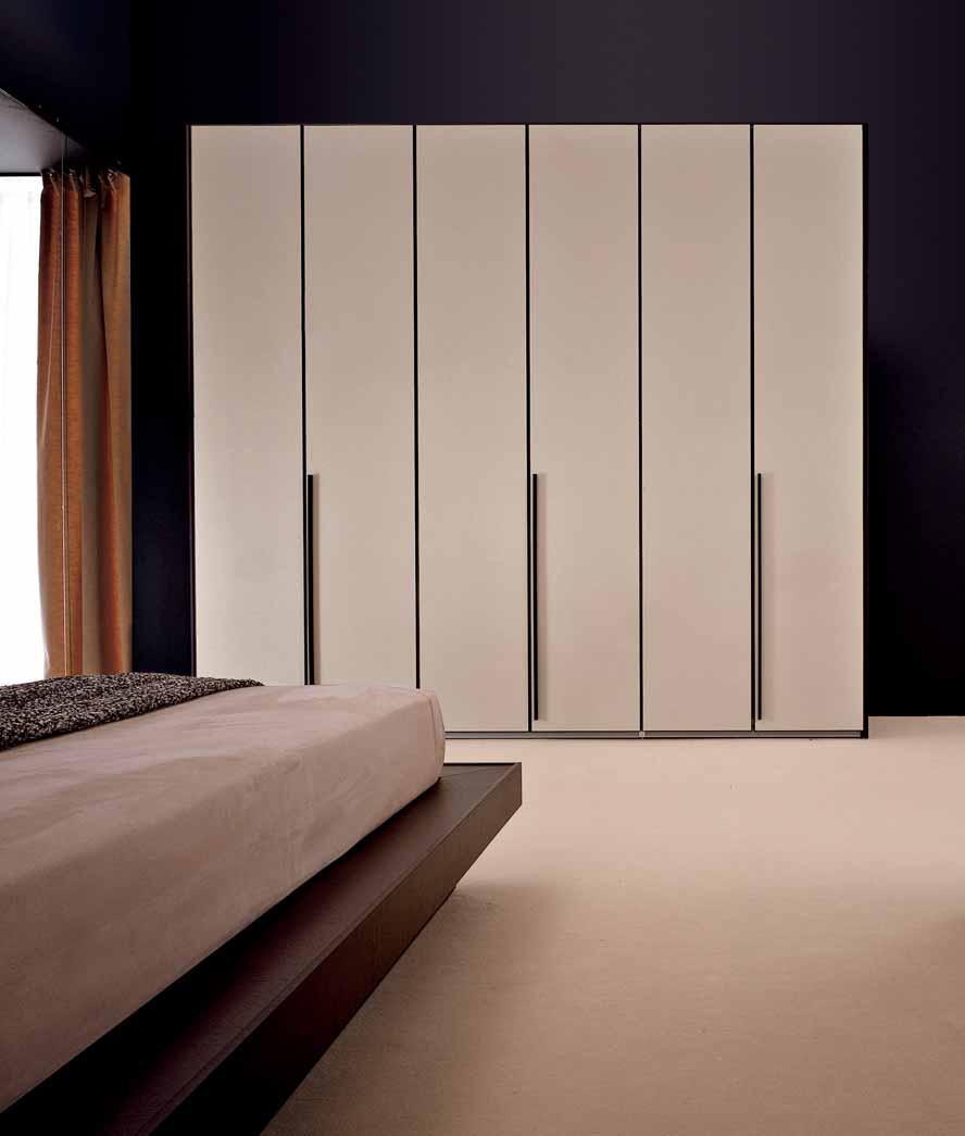 Платяной шкаф с распашными дверцами, zanette - мебель мр.