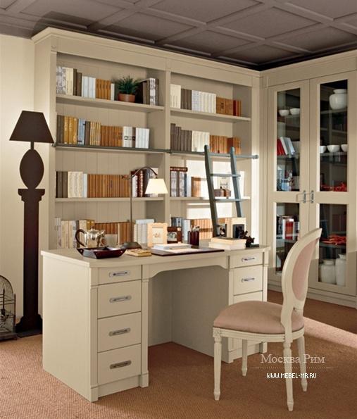 Письменный стол с выдвижными ящиками, minacciolo - мебель мр.