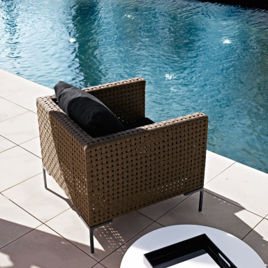 Кресло Charles Outdoor armchair