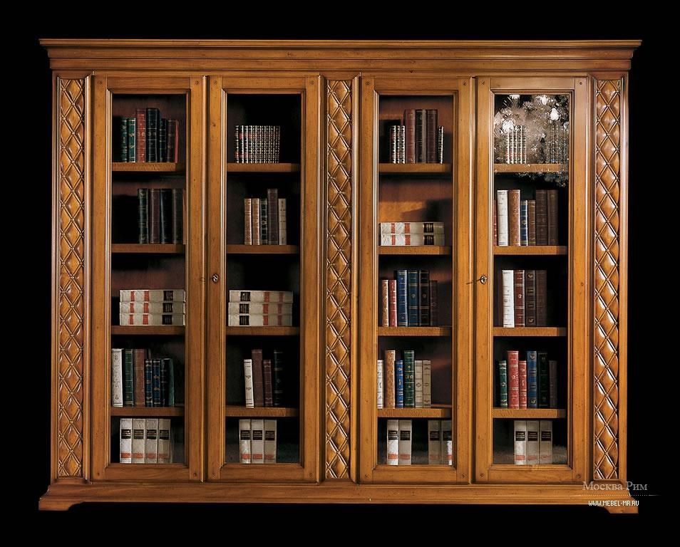 Библиотека bakokko art. 1043v2 из италии цена от 401760 руб .