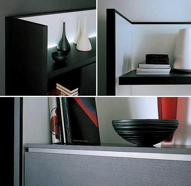 Moderne Regalsysteme Designs Acerbis