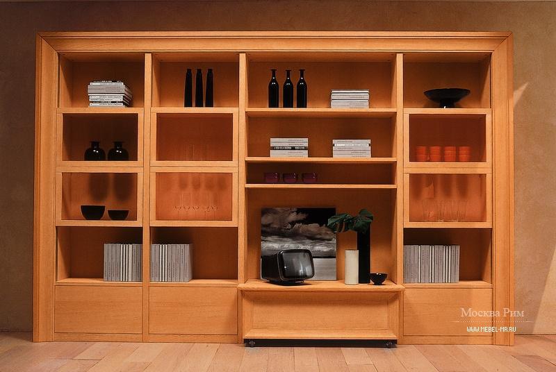 Книжный шкаф, de baggis - мебель мр.