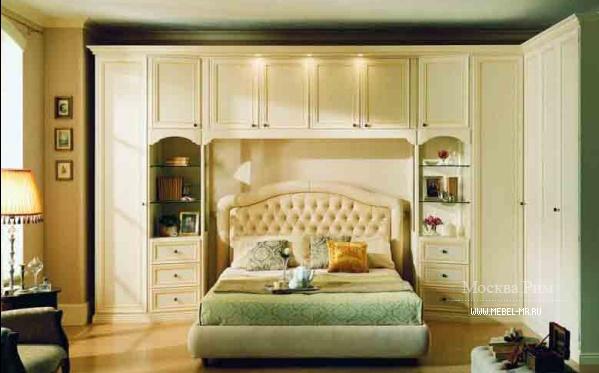 Спальня (гарнитур для спальни) treci salotti - мебель мр.