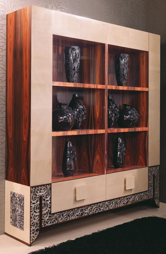 """Мебель для кабинета: книжный шкаф """"greche"""" (artea) - италия,."""