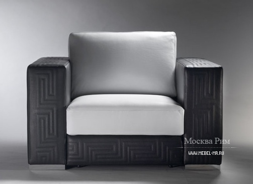 Кресло со скрытым каркасом, Couture - Versace Home
