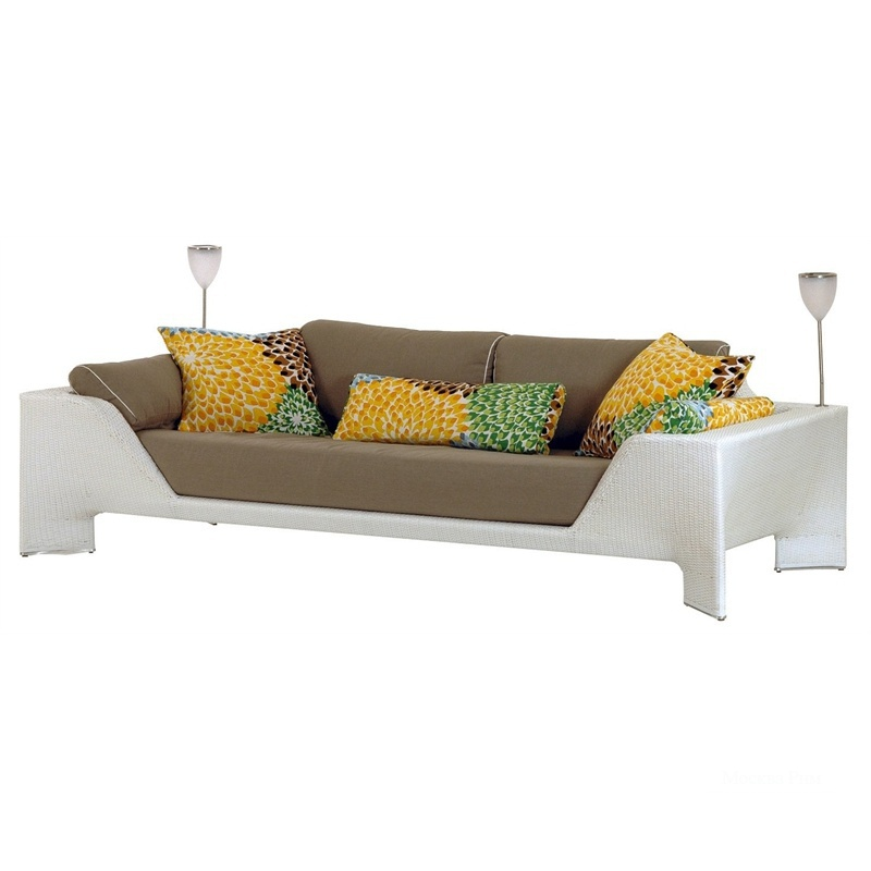 Диван на металлическом каркасе, Bel Air sofa - Roche Bobois