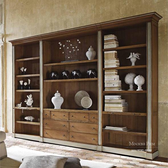 Книжный шкаф, hauteville - roche bobois - мебель мр.