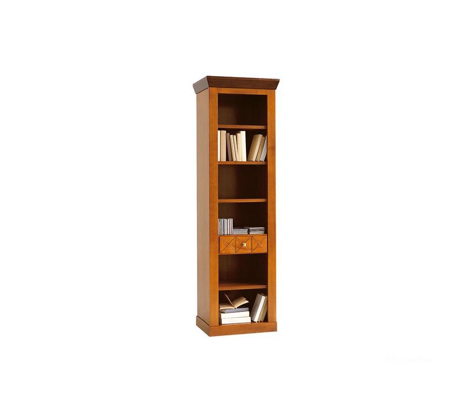 Книжный шкаф мод. giotto formus - мебель и интерьер из итали.