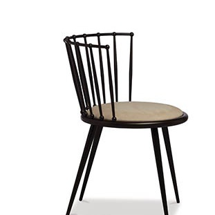 Стул Aurora iron back chair