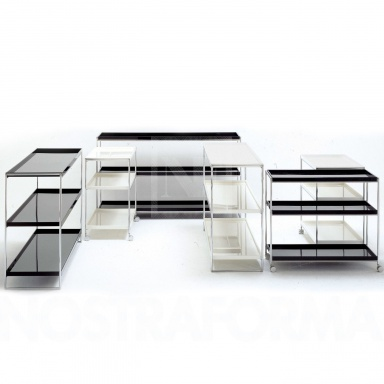 Стеллаж trays bookshelves