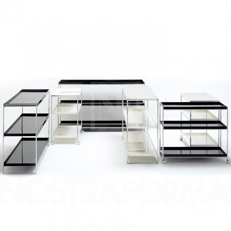 Стеллаж trays bookshelves, Kartell