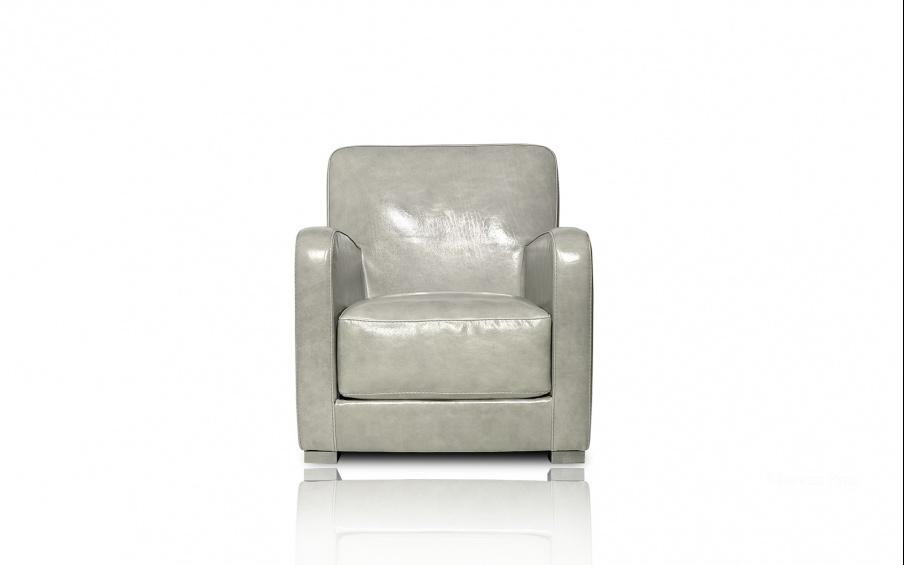 Кожаное кресло-реклайнер Преферанс от Deco-Home. Сделайте Ваш дом неповторимым