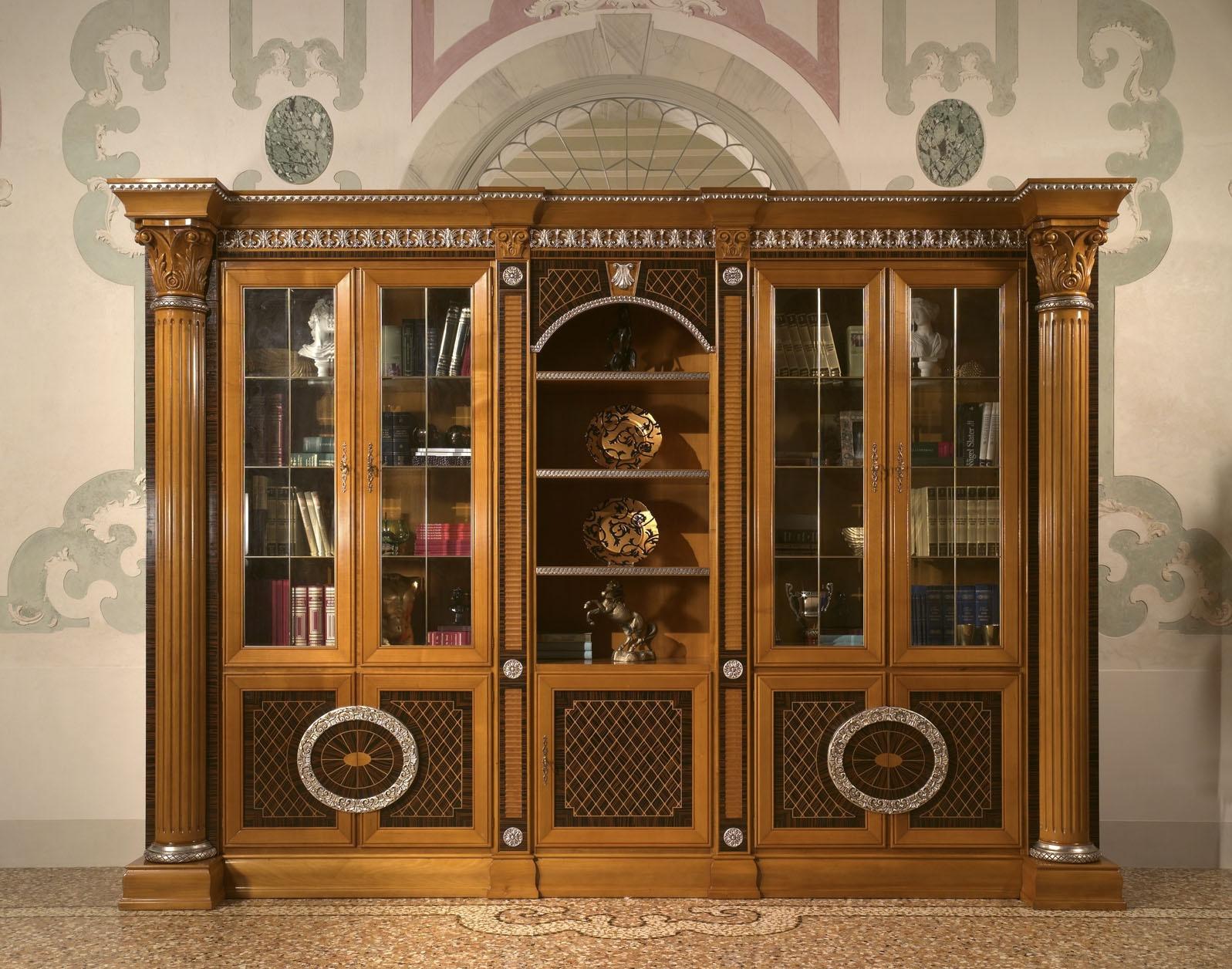 Книжный шкаф arca il classico 66.30d. купить в москве.