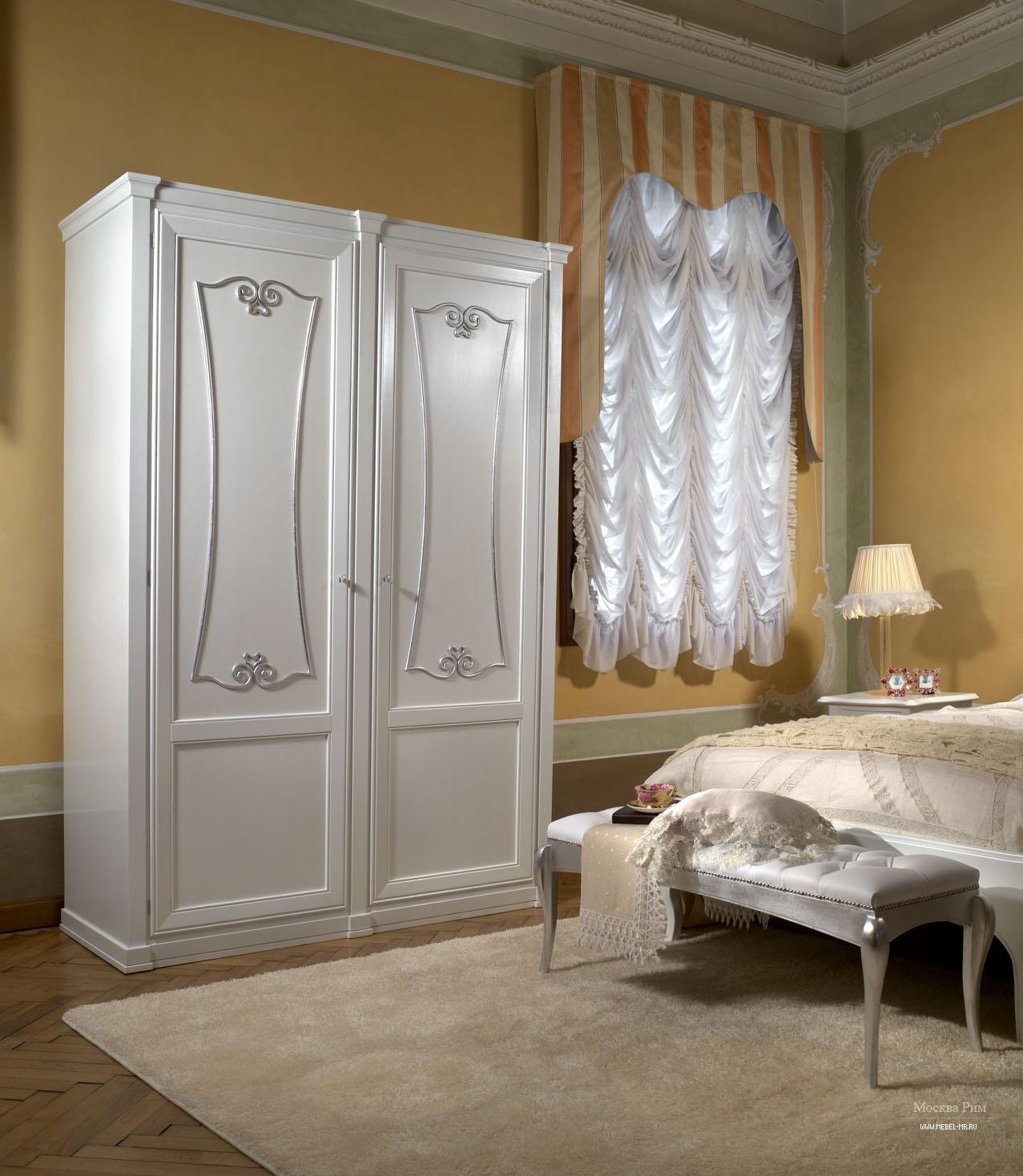 Купить платяной шкаф гардероб в стиле прованс