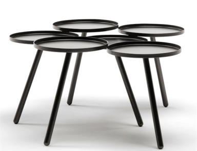 Журнальный столик Bolle coffee table, Living Divani