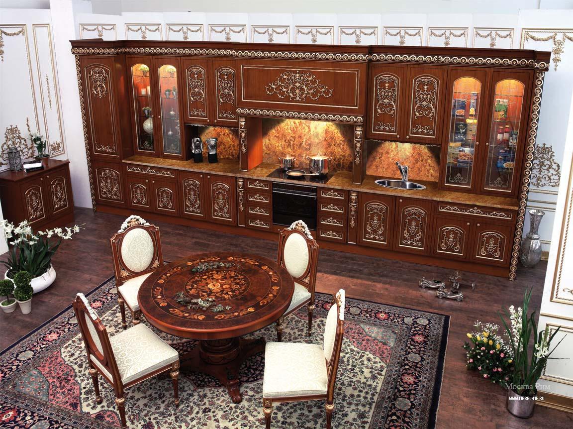 Кухня кухонный гарнитур margareth asnaghi
