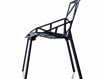 Кресло One (stacking chair), Magis