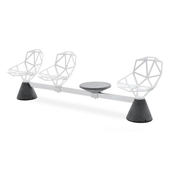 Стул One Public Seating System 1, Magis