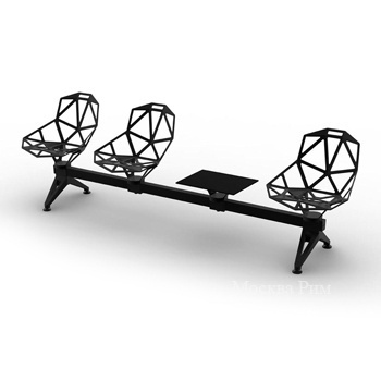 Стул One Public Seating System 2, Magis
