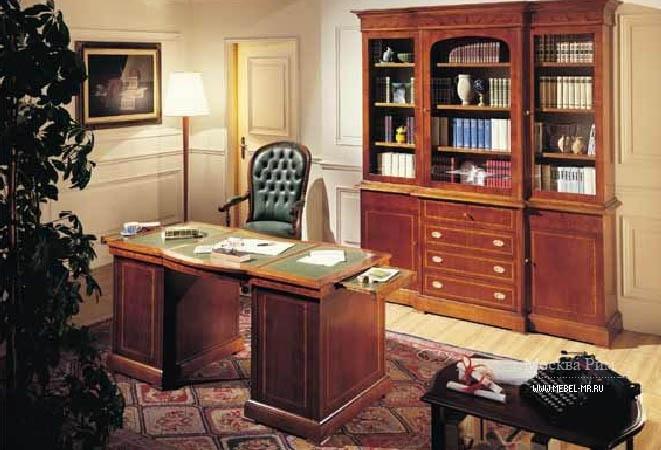 Каталог мебели - итальянские кабинеты и библиотеки arca, car.