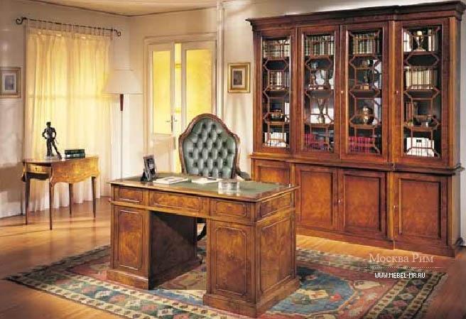Кабинет (гарнитур для кабинета), farnese - caspani tino - ме.