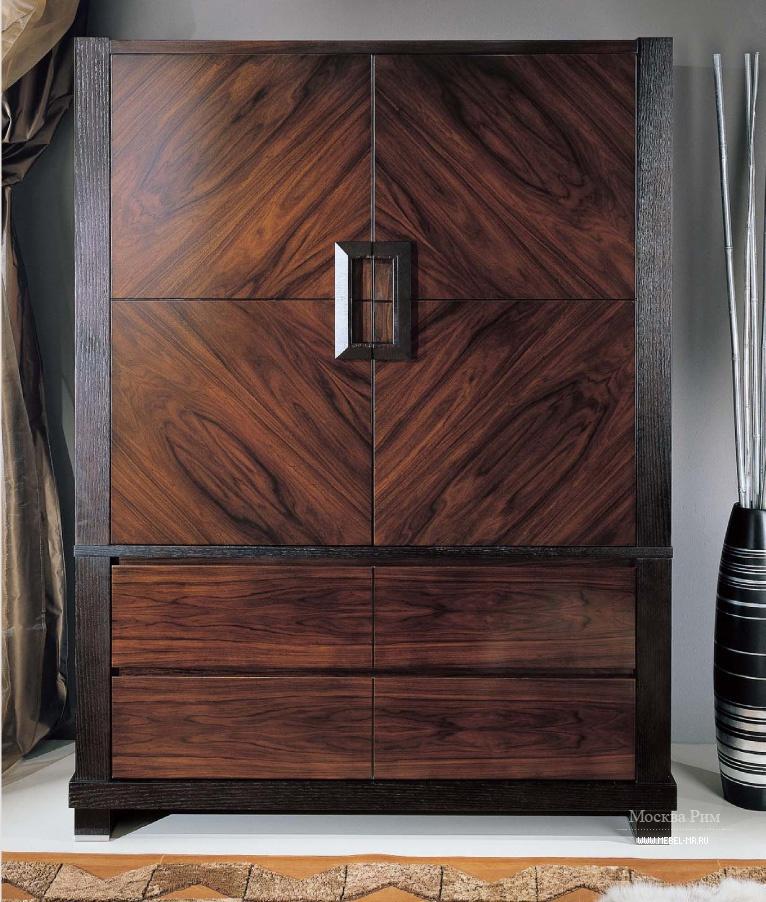 Платяной шкаф на низких ножках paradiso, giorgio collection .