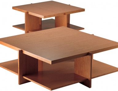 Кофейный столик 623 LEWIS COFFEE TABLES, Cassina